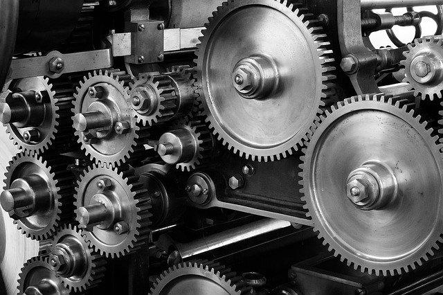 歯車の基礎知識(種類と使い方)を解説