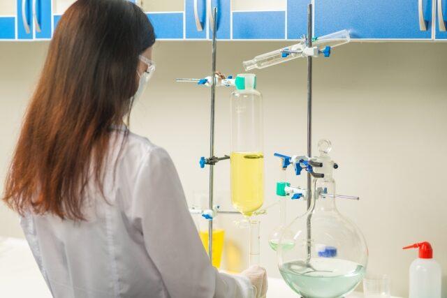 3分でわかる技術の超キホン ワンポット合成(One-pot synthesis)とは?