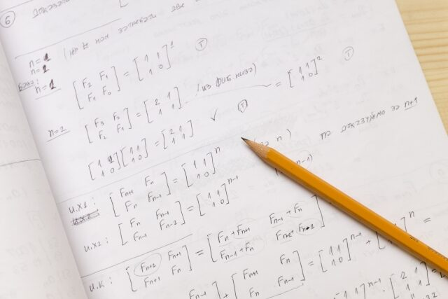【電気数学をシンプルに】電気回路の解析③ 逆行列と行列式