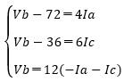 節点電圧法と3×3行列-2