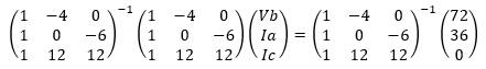 節点電圧法と3×3行列-5