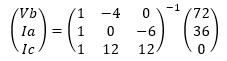 節点電圧法と3×3行列-6