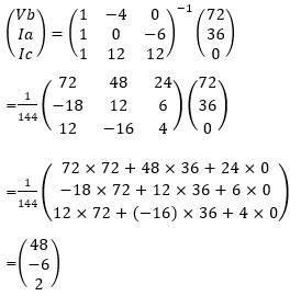 節点電圧法と3×3行列-9-3