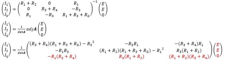 余因子行列adjAを求める-2